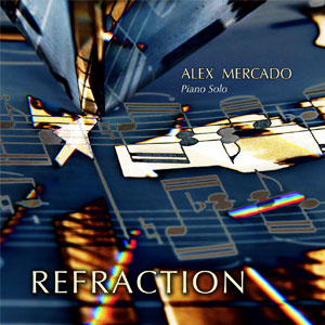 portada album piano solo refraction